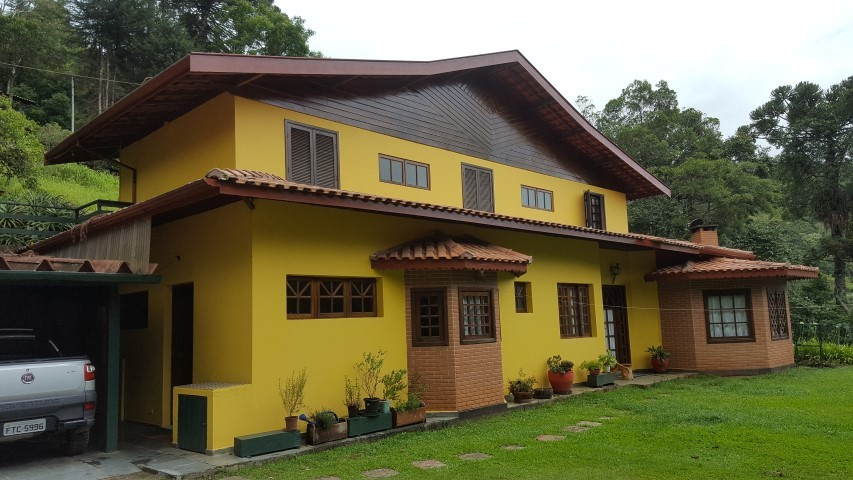 CASA-BARREIRO -SANTO ANTONIO DO PINHAL - SP