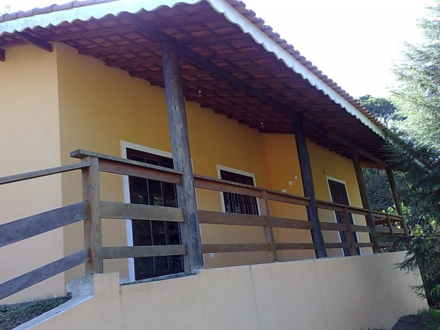 CHÁCARA-VENDA-SANTO ANTONIO DO PINHAL - SP